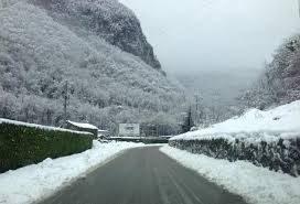 neve in toscana
