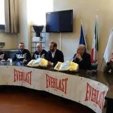 Pugilato: boxe night Florence 2019 al Teatro Verdi