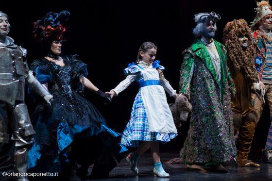 """""""Il mago di Oz"""" al Teatro Puccini"""