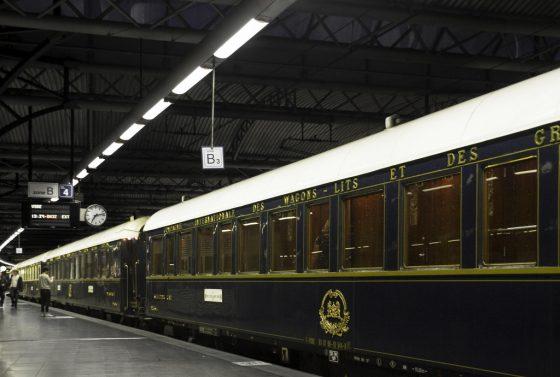 Livorno, in manutenzione c'è l'Orient Express