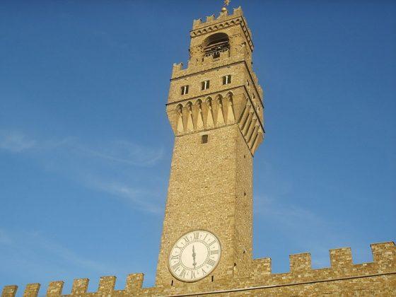 San Valentino: brindisi esclusivo in cima a Palazzo Vecchio
