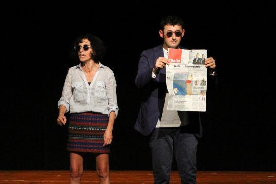 Prato: appuntamenti con Elvira Frosini e Daniele Timpano