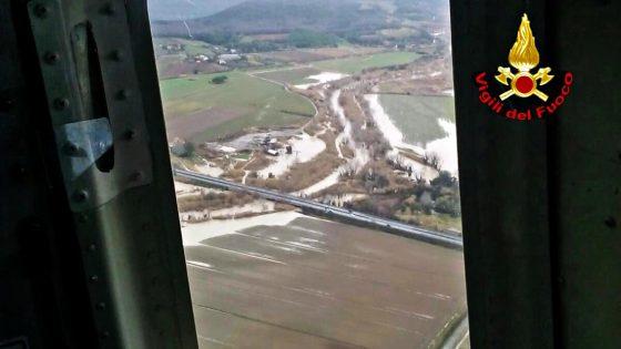 Maltempo: rientrate nelle proprie abitazioni quasi tutte le 500 persone evacuate