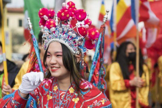 Prato, 4 giorni di festa per il Capodanno Cinese