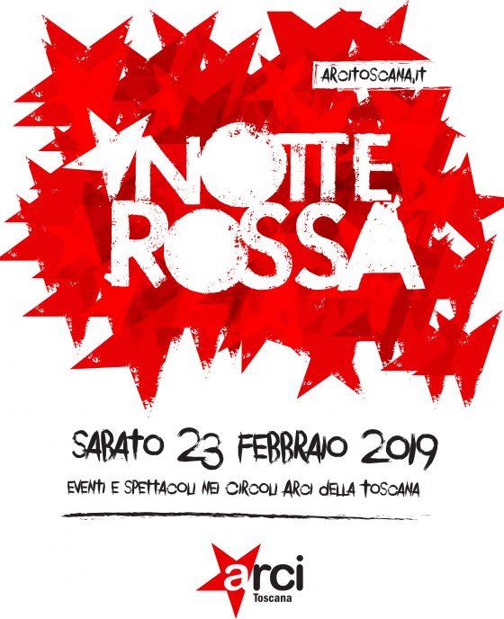 Notte Rossa di Arci Toscana, eventi in tutta la regione