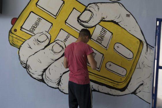 Sollicciano, un progetto d'arte sociale per i detenuti