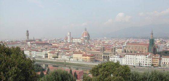 Firenze: il panorama non si tocca, 18 viste della città saranno tutelate da Regolamento