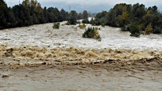 Codice arancio per piogge confermato in Toscana