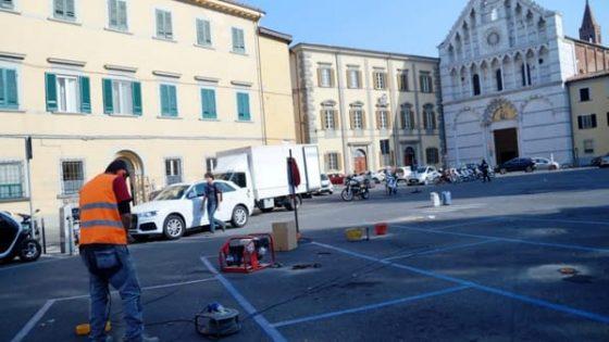 Pisa, più controlli su parcheggiatori abusivi