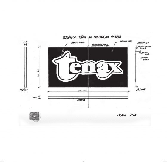 Al Tenax la presentazione in anteprima di un doppio vinile dedicato agli anni '80