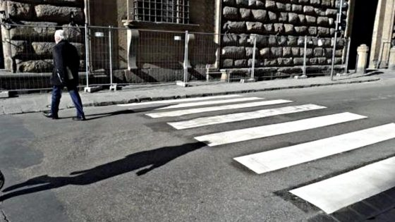 Sindacati Ataf protestano per nuovo attraversamento pedonale via Cavour