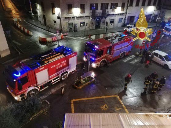Incendi in appartamento nel Fiorentino, otto in ospedale tra cui un minore