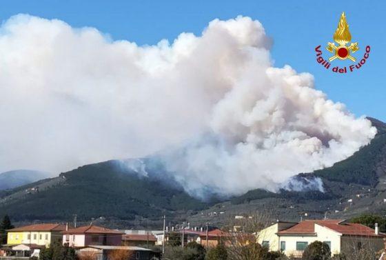 "Incendi Vicopisano: sindaco, ""saremo parte civile"""