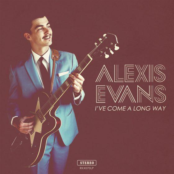 Disco della Settimana: Alexis Evans (anteprima esclusiva)