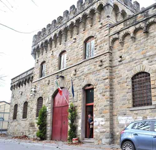 carcere Pistoia