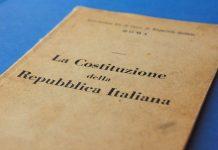 costituzione italiana toscana