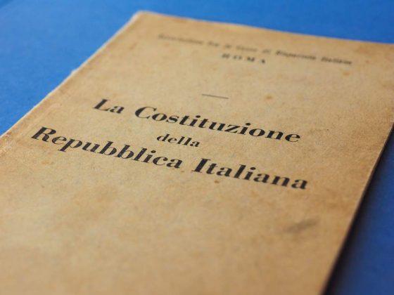 Toscana, lezioni di Costituzione per gli studenti