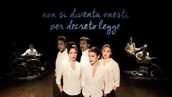 """Firenze: """"Dieci storie proprio così-Terzo atto"""" al Niccolini"""