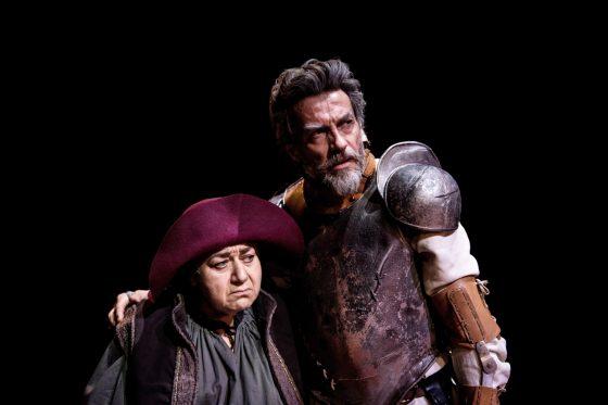 """Pergola: Boni e Yilmaz in """"Don Chisciotte"""""""
