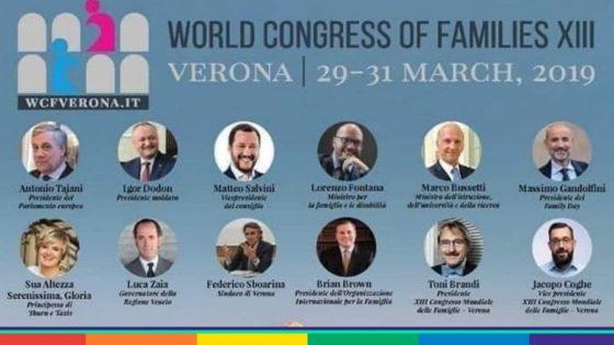 Pisa, Comune a sostegno del congresso sulla 'famiglia tradizionale' a Verona