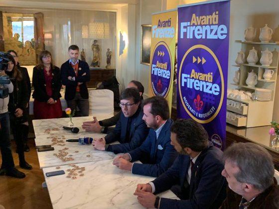 'Avanti Firenze', nuova lista che appoggia Nardella