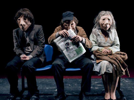 """Pistoia: """"André e Dorine"""" di Kulunka Teatro al Funaro"""