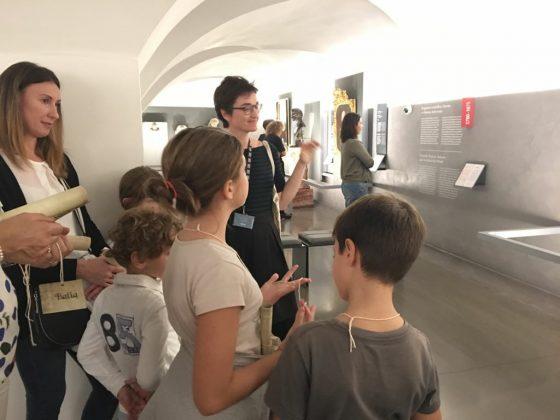 """Museo degli Innocenti: visita tematica """"C'era una volta un putto in fasce"""""""