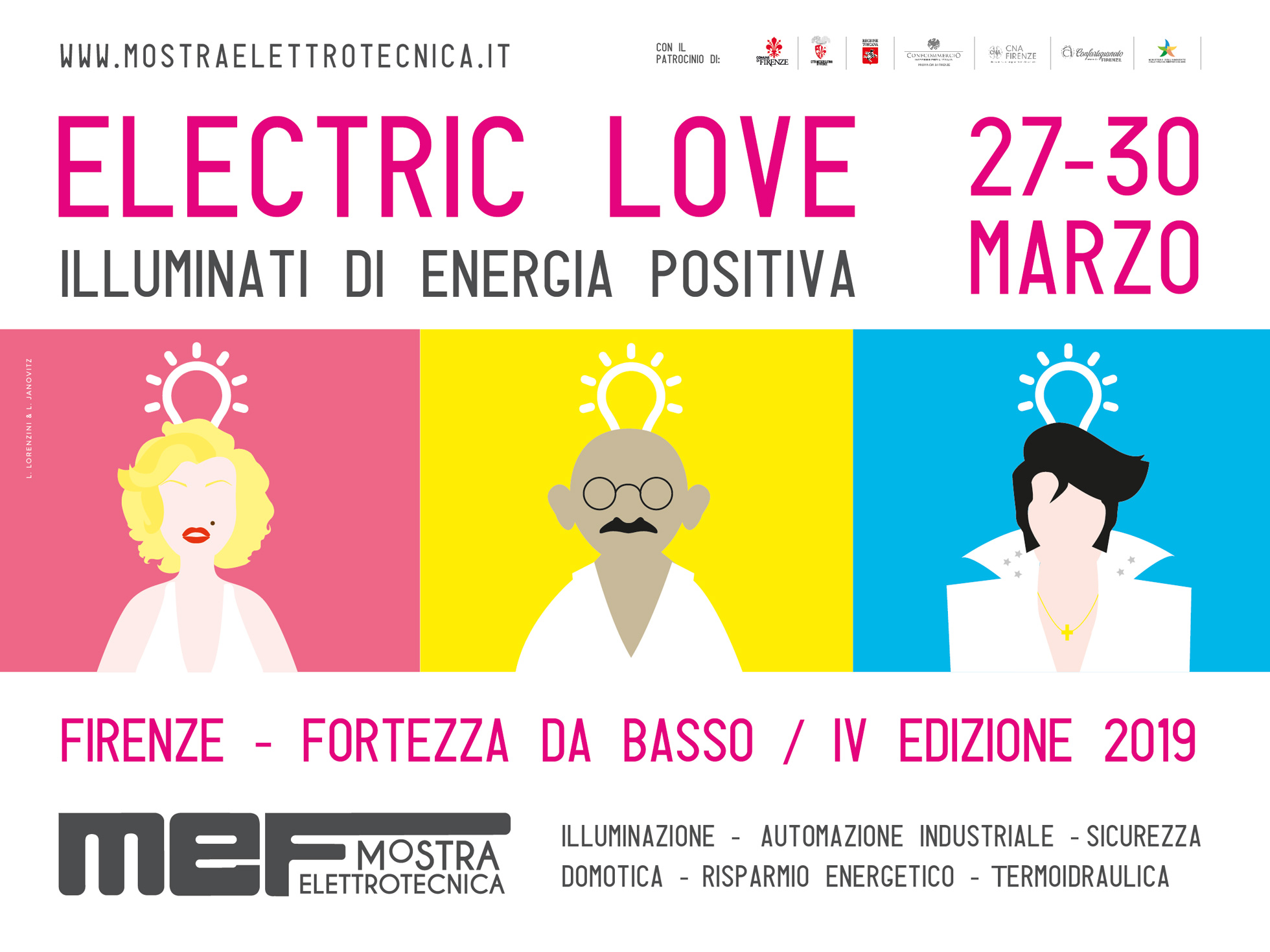 fortezza electric love