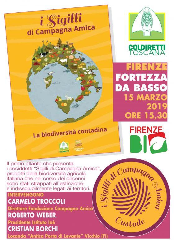 Fortezza da Basso: FirenzeBio per la difesa della biodiversità