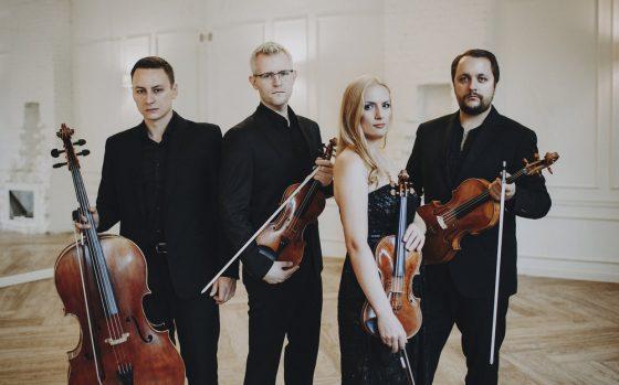 """Alla Pergola per il ciclo Il mondo del Quartetto """"Meccore String Quartet"""""""