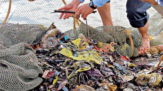 'Arcipelago pulito': Toscana leader in Ue su recupero rifiuti mare
