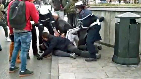 Rissa Stazione di Firenze, convalidato arresto fermato