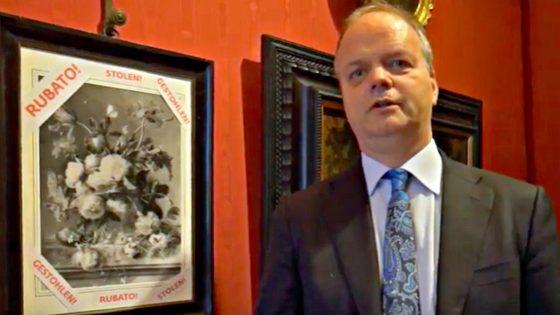 Uffizi: Germania restituisce quadro rubato da nazisti
