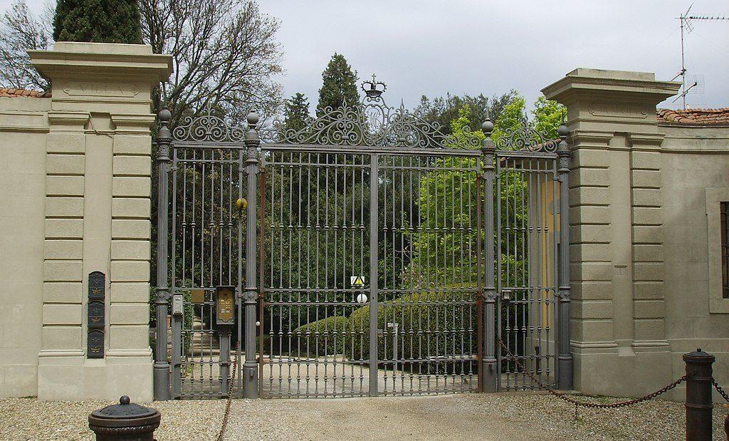 Villa ruspoli