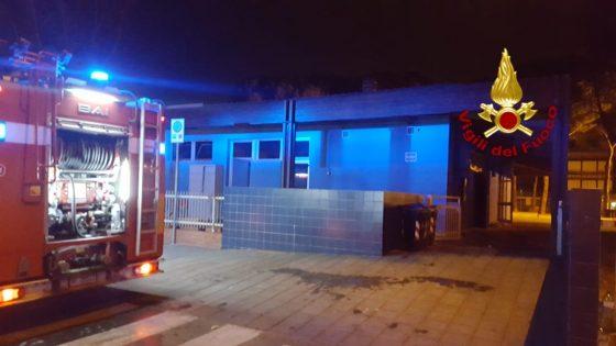 Prato: incendio nella notte in asilo nido, nessun ferito