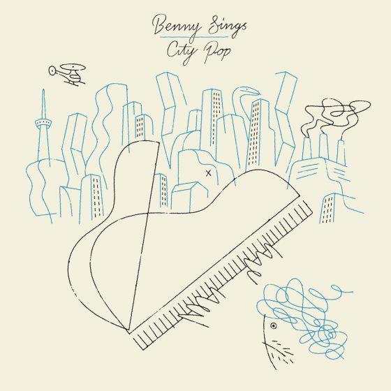 """Disco della settimana: Benny Sings """"City Pop"""""""