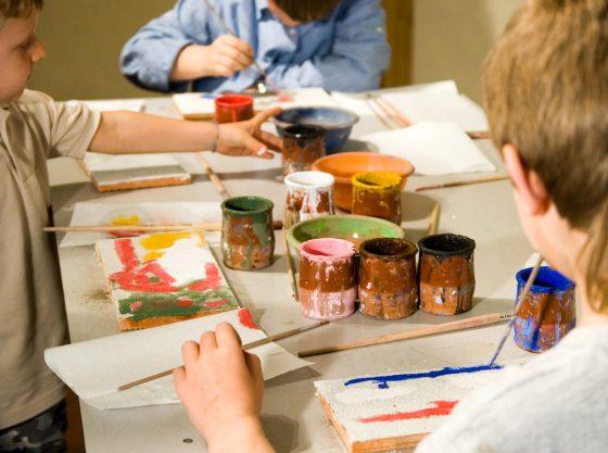 Atelier d'arte nelle botteghe fiorentine