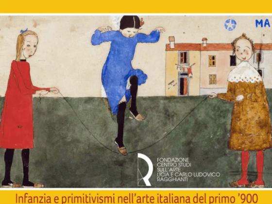 """""""L'artista bambino"""": la nuova mostra alla Fondazione Ragghianti di Lucca."""