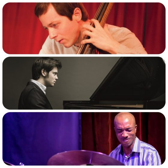 Alessandro Lanzoni, Thomas Morgan,  Eric McPherson trio in concerto