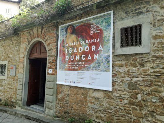 Isadora Duncan e l'arte della danza.