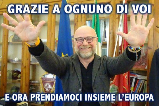 Livorno, Nogarin (M5s) gioisce sui social, è tra i candidati alle europee