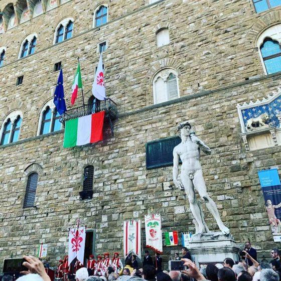 """25 aprile Firenze: Ermini """"Resistenza di tutti, storia non si cambia"""""""