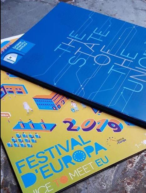 L'Europa torna a Firenze con il Festival e The State of the union
