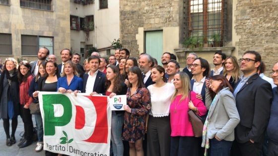Firenze, Nardella presenta i candidati Pd