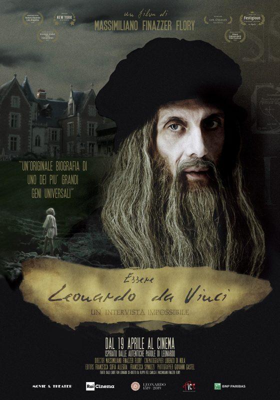 """Essere Leonardo Da Vinci"" in esclusiva al Cinema Odeon di Firenze"