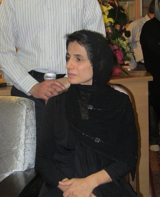Firenze: mozione per onoreficenza a Nasrin Sotudeh
