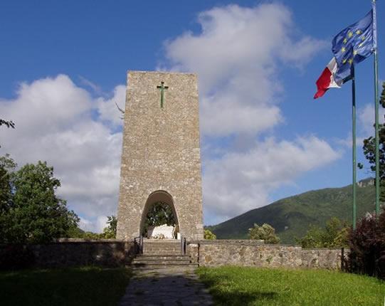 Eccidio Sant'Anna, Rossi alla commemorazione del 75esimo anniversario