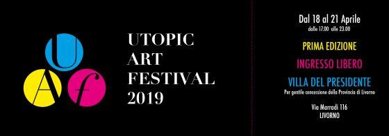 Arriva a Livorno l' Utopic Art Festival