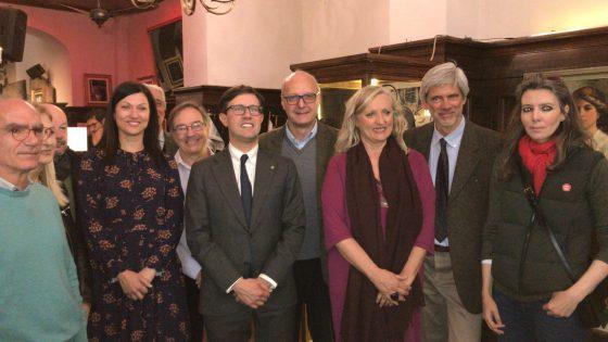 Presentati candidati di 'Firenze + verde'