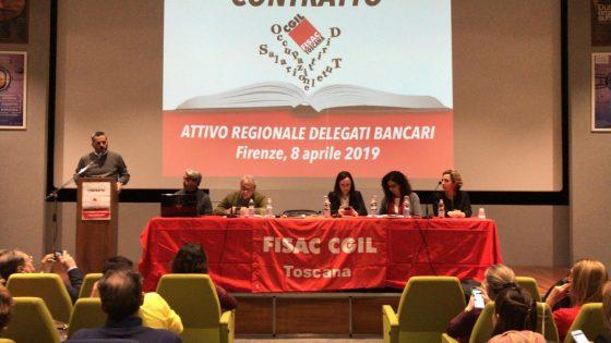 """Lavoratori del credito riuniti in Toscana per 'redistribuzione e recupero diritti"""""""
